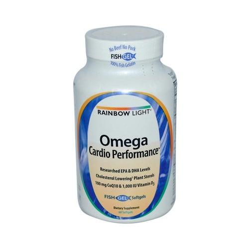 Rainbow Light Omega Cardio Performance