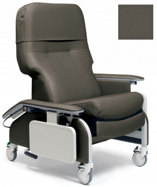 lumex deluxe clinical care recliner by graham field  6ec