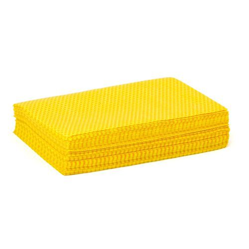 Taskbrand Ds-M Stretch Duster Flat Polybag Yellow Wipers