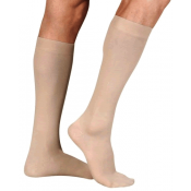 Juzo Soft 2001 Knee High Compression Socks with Silicone Top Band 20-30 mmHg