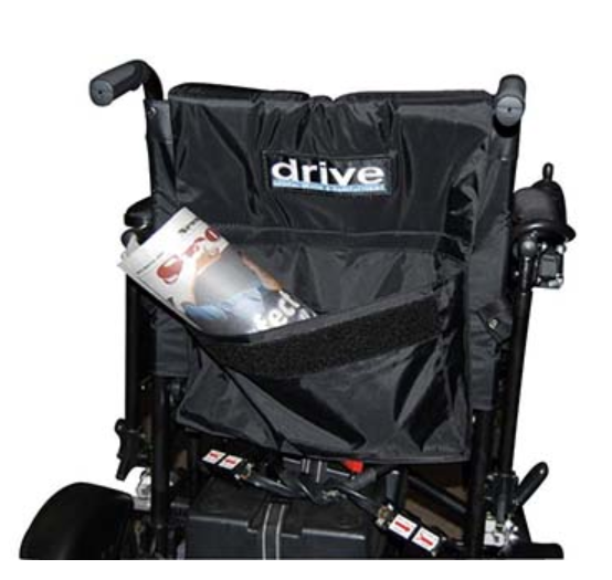 Drive Medical Cirrus Plus Ec Folding Power Wheelchair