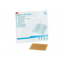 Tegaderm Hydrocolloid 90002 | Square - 4 x 4 Inch by 3M