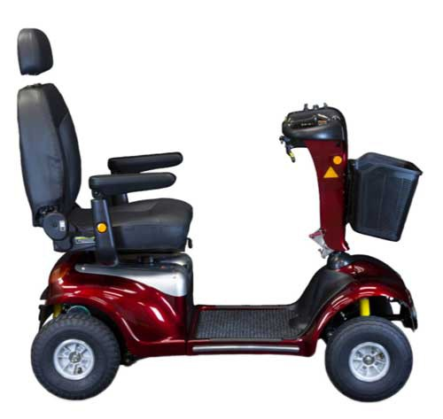 Enduro XL4 Plus 4-Wheel Scooter - Shoprider 889XLSBN | Vitality Medical