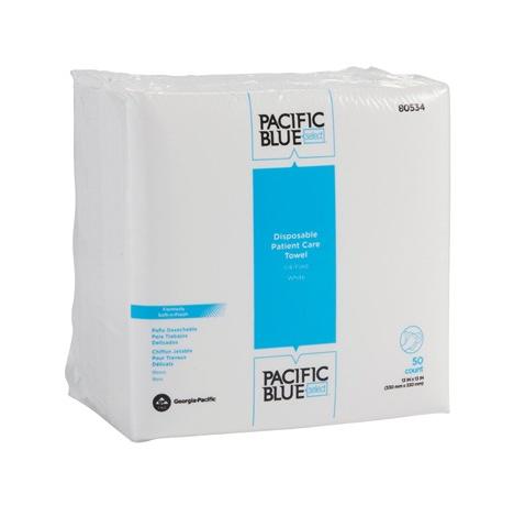 Gp Pro Pacific Blue Select A400 Disposable Patient Care