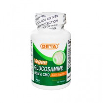 Deva Vegan Glucosamine MSM and CMO