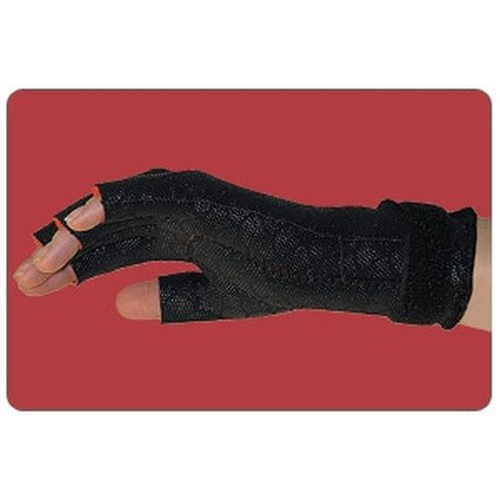 Open Finger Thermoskin Carpal Tunnel Glove, Over-the-Wrist