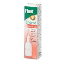Fleet Enema, Mineral Oil