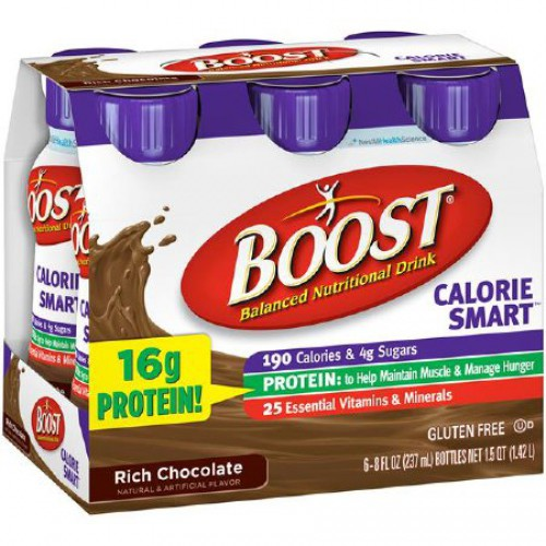 Boost Calorie Smart