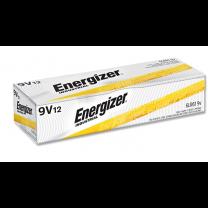 9V Energizer Industrial Batteries