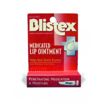 Blistex Med Lip Ointment .21 Oz