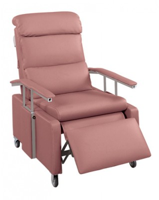 Lumex Drop Arm Recliners With Pillow Back 3 Positions