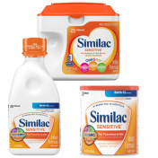 Similac Sensitive Infant Formula w/ Iron