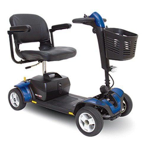 Pride Go-Go Sport 4 Wheel Portable Scooter