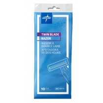 Disposable Twin Blade Facial Razors
