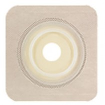 Securi-T Standard Wear Wafer with Tan Tape Collar