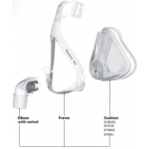 ResMed Quattro Air Mask Full Face Mask Accessories & Replacement Parts