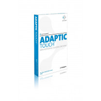 ADAPTIC Touch Silicone 2 x 3 Inch Non-Adhering Dressing