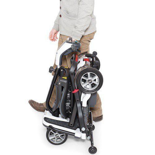 go go folding scooter 14d