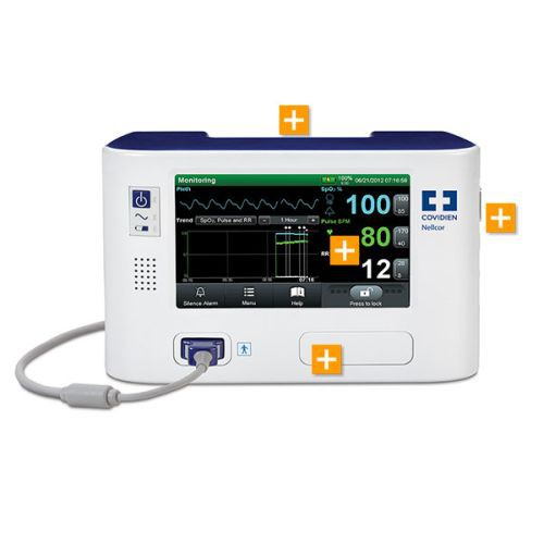 Nellcore Bedside Respiratory Monitor