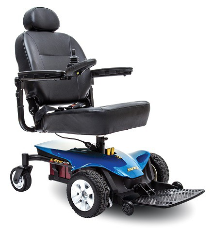 Jazzy Elite Es Portable Power Wheelchair Pride Mobility