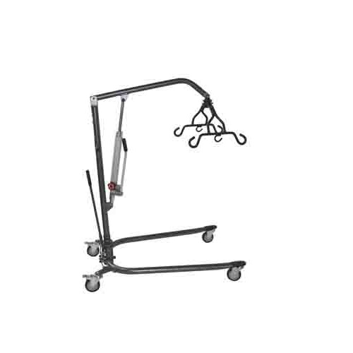 Hydraulic Medical Lift Chair : Medline manual patient lift mds d