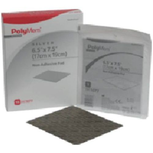 PolyMem Silver Non-Adhesive Dressing