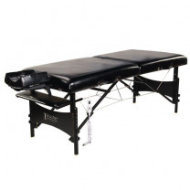 Galaxy Therma-Top Portable Massage Table Package with Adjustable Heated Top