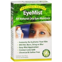 Nature's Tears Lubricating Eye Mist