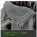 VentureHeat Soft Shell Heated Jacket City Collection Fleece Lined Collar