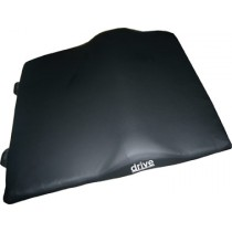 Wheelchair Back Cushion with Lumbar Support Extreme Comfort For General Use by Drive