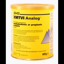 XMTVI Analog Infant Formula for MMA and PA