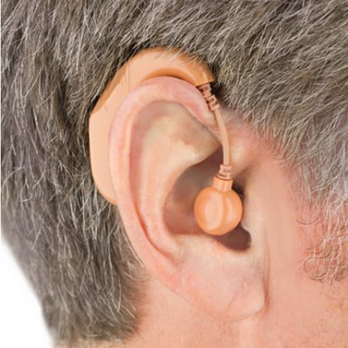 Voice Amplifier Over Ear-Hearing Amplifiers