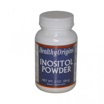Healthy Origins Inositol Powder Dietary Supplement