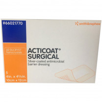 Smith and Nephew Acticoat 66021770 Surgical Post Op