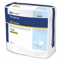 Simplicity Briefs Moderate Absorbency