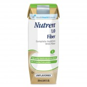 NUTREN® 1.0 Fiber Complete Liquid Nutrition with PREBIO