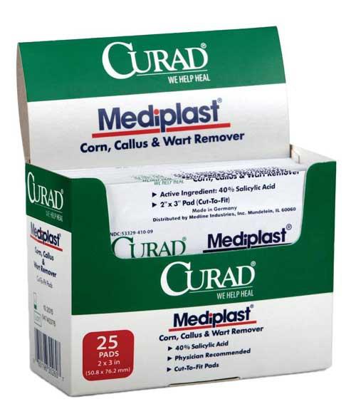 curad mediplast corn wart callus remover e5d