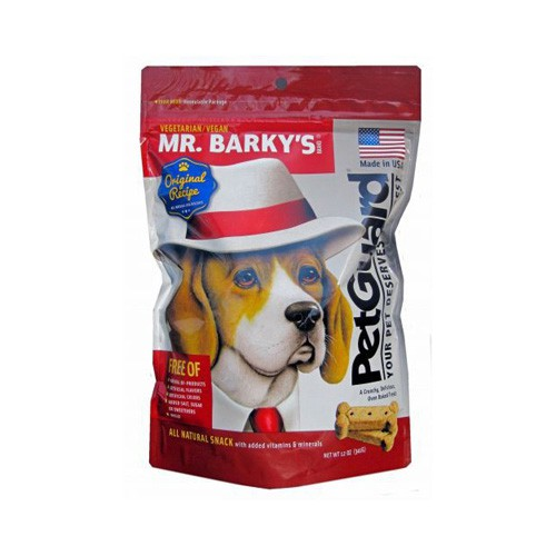 PetGuard Vegetarian Mr. Barky Dog Biscuit