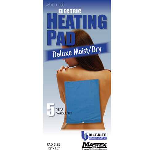 Electric Heating Pad (Moist or Dry)