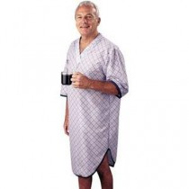 The Sleep Shirt Mens Patient Gown