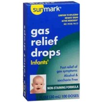 Sunmark Infants Gas Relief Drops