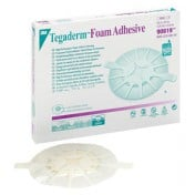 Tegaderm Foam Adhesive Dressing by 3M
