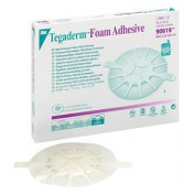Tegaderm Foam Adhesive Dressing by 3M Health Care