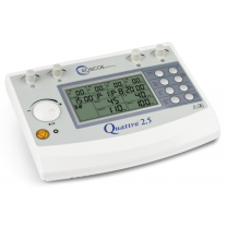 Roscoe Medical Quattro 2.5 Professional Electrotherapy Device