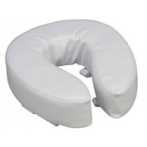 Raised Toilet Seat 4 Inch Cushioned