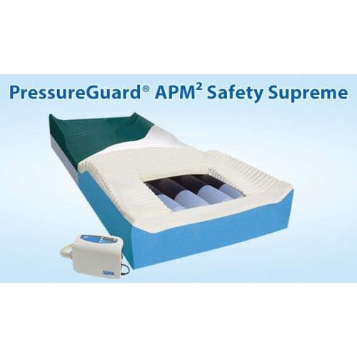 PressureGuard APM2 Safety Supreme Mattress & Control Unit/Pump