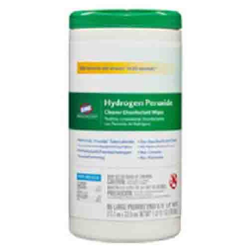 Clorox Multi-Purpose Hydrogen Peroxide Wipes