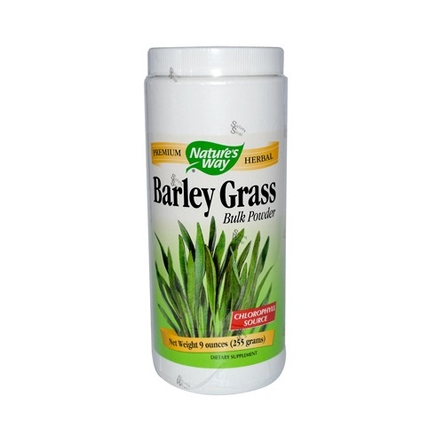 Natures Way Barley Grass Bulk Powder