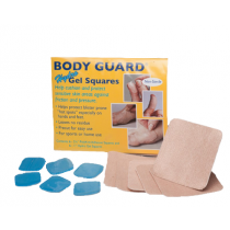 BODY GUARD Hydro Gel Squares with PolyKnit Adhesive