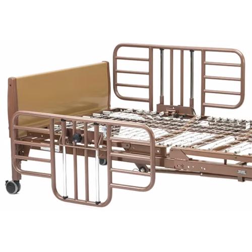 invacare reduced gap hospital bed rails 6628, 6628-tss, 6629, 6630